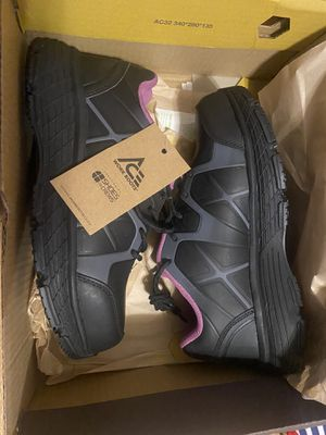 Work Boots Size 8.5 for Sale in Kissimmee, FL