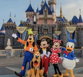 2 (Any) Disney Park Tickets for Sale in Bakersfield,  CA
