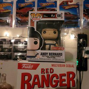 Andy Bernard Funko POP for Sale in Dallas, TX