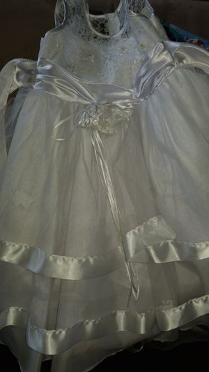 White Wedding/Special Occasion Dress for Sale in Columbus, OH