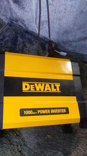 1000 wat Power Inverter for Sale in Fort Worth, TX
