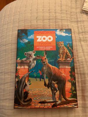 Zoo Tycoon for Sale in Diamond Bar, CA