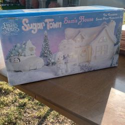 Precious Moments Sugartown Collection (7 Piece Set) for Sale in Upland,  CA