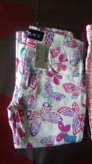The children's place size 4 girls pants for Sale in Germantown, MD