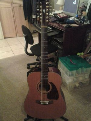 Used, 12 strings ibanez guitar for Sale for sale  New York, NY