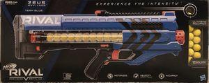 NERF Zeus Rival MXV-1200 Blaster: Motorized for Sale in Montclair, CA