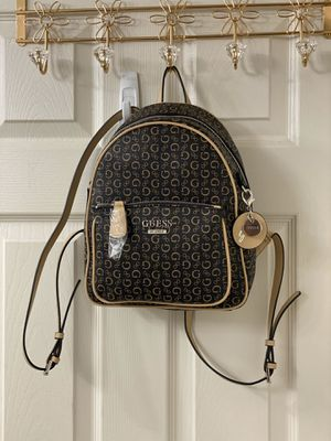 Leather Backpack Guess - Brand new for Sale in Boca Raton, FL