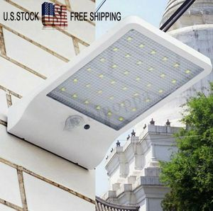 Solar Powered 36 LED Motion Sensor For Front Door Deck Garage Patio Backyard Home House Condo Apartment Garage for Sale in Henderson, NV