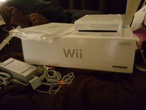HackedNinenteo Wii for Sale in Fairfax, VA