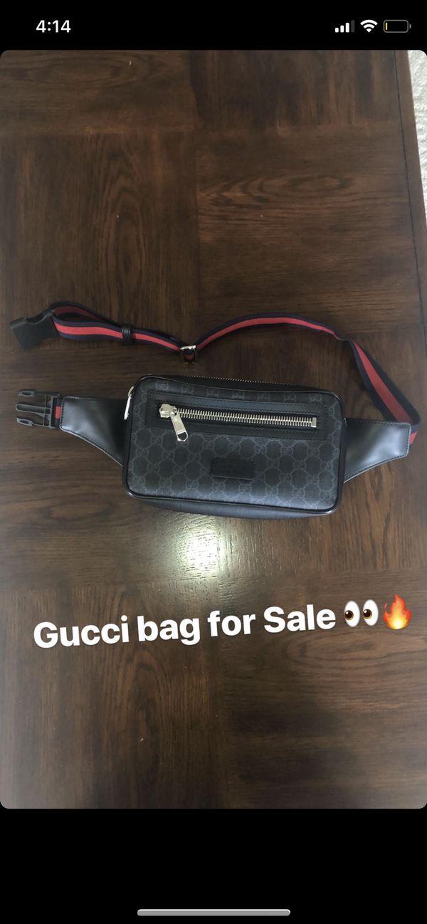 Men Gucci Belt Bag