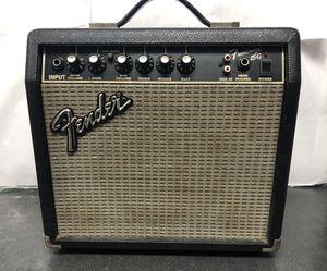 Fender frontman 15g guitar amp for Sale in Hollywood, FL