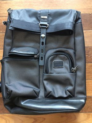 Tumi London Roll Top Backpack for Sale in Star, ID