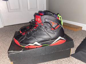 "Air Jordan 7 retro ""Marvin the Martian"" for Sale in Durham, NC"