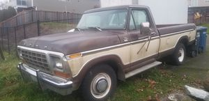 Ford pickup heavy duty 3/4 ton F450 with rebuilt engine for Sale in Seattle, WA