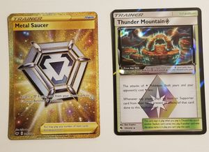 POKEMON CARDS- TRAINERS HOLO for Sale in Burbank, CA