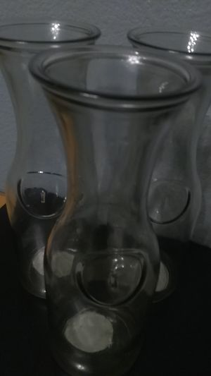 Thick glass pitchers for Sale in Stockton, CA