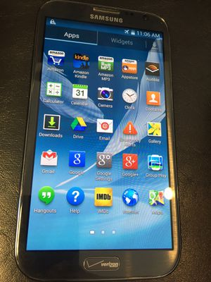 Samsung Galaxy Note 2 for Sale in Los Angeles, CA