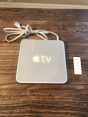 First Apple TV used only a few times for Sale in Houston, TX