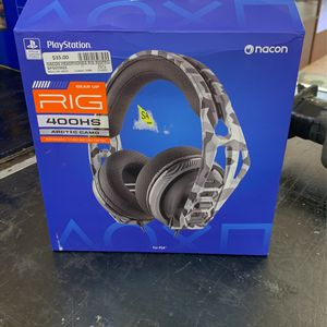 Headphones Playstation Bacon Rig 500pro for Sale in Fort Lauderdale, FL