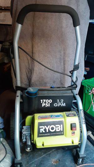 Premium electric pressure washer for Sale in Salinas, CA