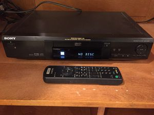 Sony DVD player for Sale in Rockville, MD