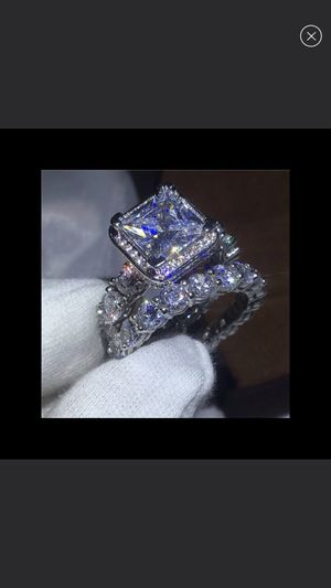 Size 5/6/7/8/9/10 available engagement ring for Sale in Suwanee, GA