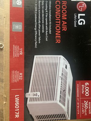 LG air conditioner for Sale in Long Beach, CA