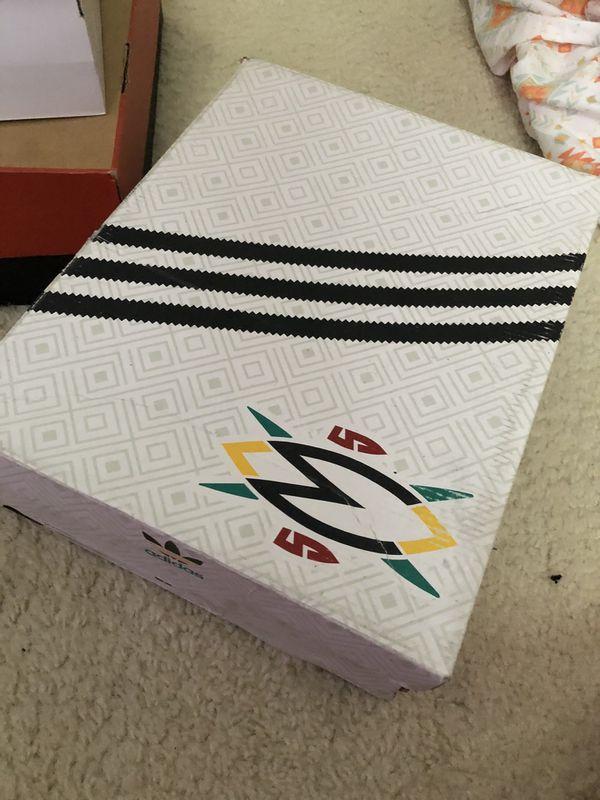 Adidas Mutumbo