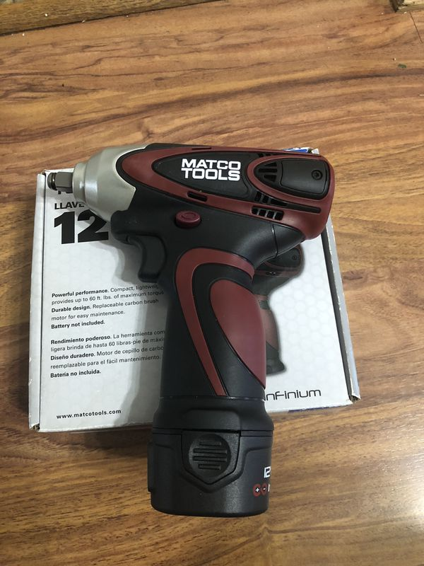 Matco 3/8 in Impact Wrench