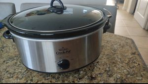 Rival crock pot for Sale in Sugar Land, TX