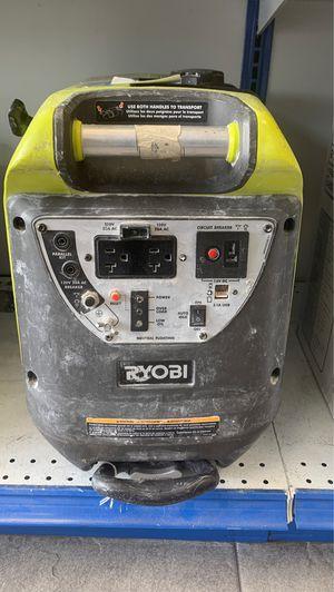 Ryobi Generator for Sale in Kissimmee, FL