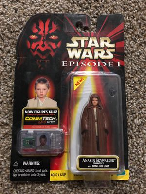 Anakin Skywalker collectible action figure for Sale in Seattle, WA