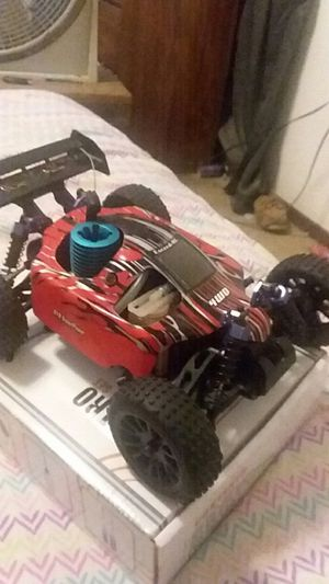 Nitro redcat shockwave for Sale in Fredonia, KS