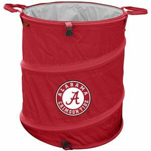 Alabama Crimson Tide Collapsible 3-in-1 Cooler Hamper Wastebasket Alabama Crimson Tide Collapsible 3-in-1 Cooler Hamper Wastebasket for Sale in Philadelphia, PA