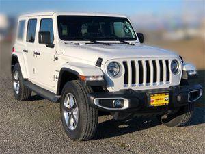 2020 Jeep Wrangler Unlimited for Sale in Arlington, WA