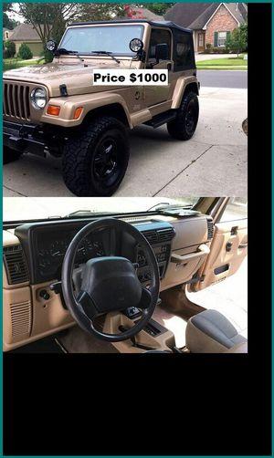 ֆ1OOO Jeep Wrangler for Sale in Irvine, CA