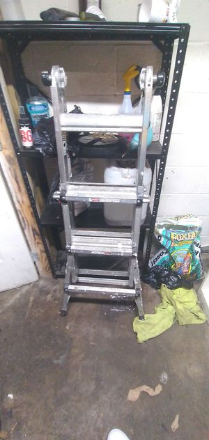 Gorilla ladder for Sale in Brooklyn, OH