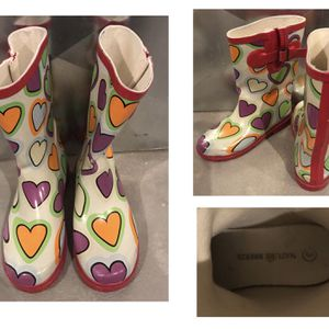 Kid's Size 3 Rain boots for Sale in Commerce City, CO