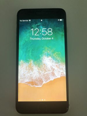 iPhone 6 Plus 128gb AT&T for Sale in Miami, FL