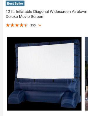 Movie Screen for Sale in Covington, GA