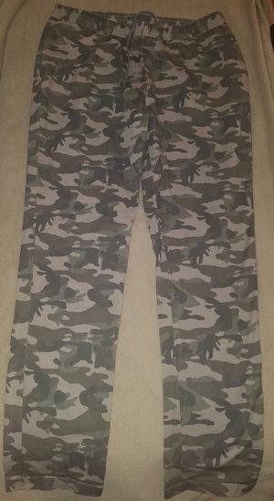 SZ 38×34 Slate and Stone Camo Pants for Sale in Torrance, CA