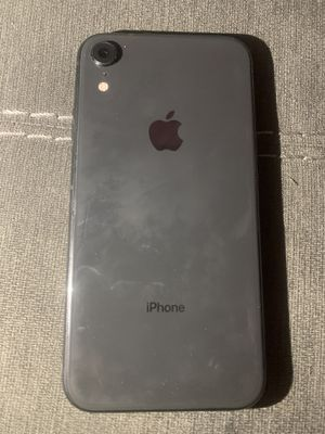 Black IPhone XR for Sale in Philadelphia, PA