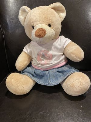 Build a Bear teddy for Sale in South Floral Park, NY