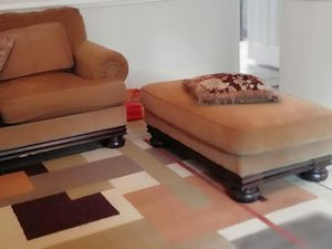 2 peace sofa and carbet for Sale in Manassas, VA