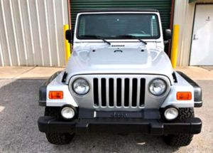 Price$12O0 Jeep Wrangler 2O04 for Sale in Oakbrook Terrace, IL