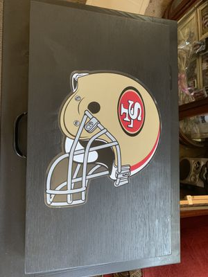 49ers ice chest cooler for Sale in Patterson, CA