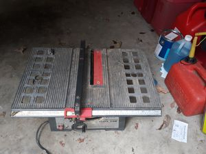 Table Saw for Sale in Ruther Glen, VA