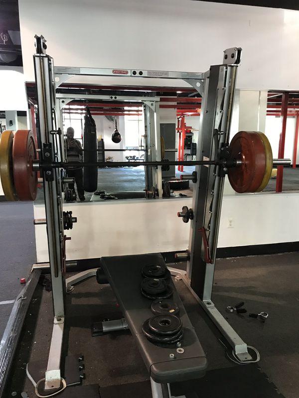 Gym machines $4000 obo