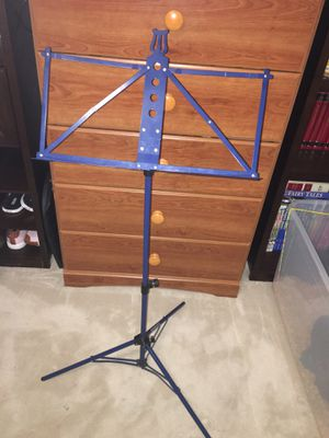 Acoustic guitar with soft travel bag, guitar stand, and music stand!! for Sale in Wake Forest, NC