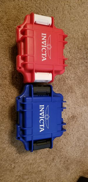 2 invicta watch cases for Sale in Gilbert, AZ